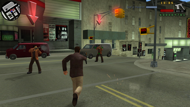 GTA Liberty City Stories disponible sur iPhone, iPad & iPod Touch