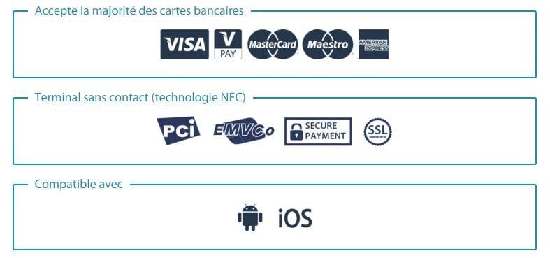 Payleven compatibilite - Payleven lance un terminal de paiement mobile NFC