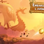 Rayman Adventures disponible sur iPhone, iPad & iPod Touch