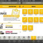 Renault Service : l'app iPhone indispensable à tout possesseur d'une Renault
