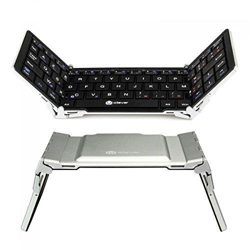 clavier bluetooth iclever pliable - iClever : 3 cadeaux high tech originaux à offrir à Noël