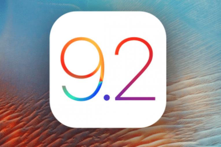 iOS 9.2 Apple - iOS 9.2.1 bêta 2 disponibles (développeurs & publique)