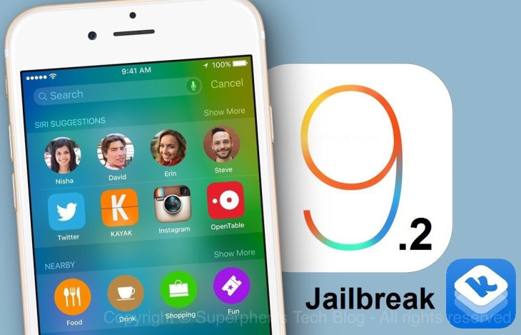 Jailbreak iOS 9.2 : une sortie pour bientôt