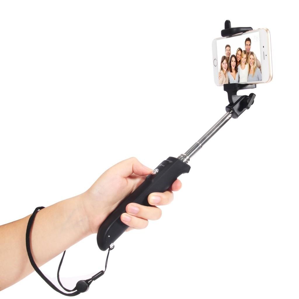 perche selfies iclever 1024x1024 - iClever : 3 cadeaux high tech originaux à offrir à Noël