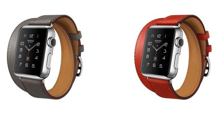 L'Apple Watch Hermès disponible sur l'Apple Store en ligne