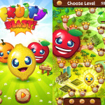 Fruity Blast : une excellente alternative à Candy Crush Saga