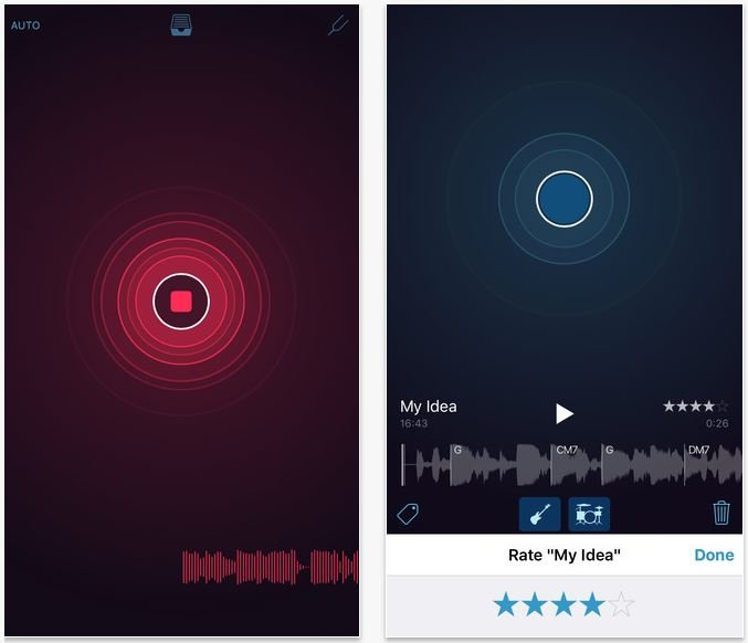 Memo Musical Apple - Mémo musical : la nouvelle application d'Apple pour les compositeurs