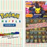Pokémon Shuffle Mobile disponible sur l'App Store
