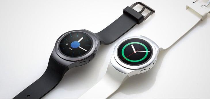 Smartwatch : la Samsung Gear S2 compatible avec l'iPhone en 2016