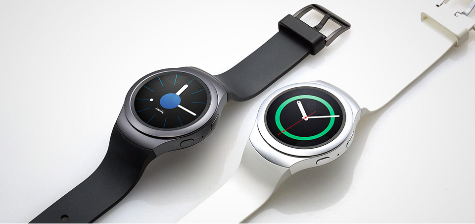 Samsung Gear S2 - Smartwatch : la Samsung Gear S2 compatible avec l'iPhone en 2016