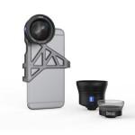 ZEISS ExoLens : 3 compléments optiques pour iPhone 6 & 6S