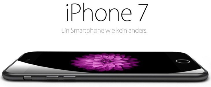 iPhone 7 : un concept sans prise jack ni port Lightning