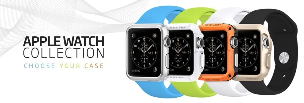coque apple watch spigen 1024x347 - Mobilyos : une boutique de coques & accessoires iPhone 6/6S exclusifs
