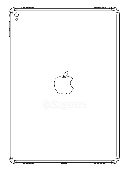 iPad Air 3 : un flash arrière et 4 haut-parleurs ?