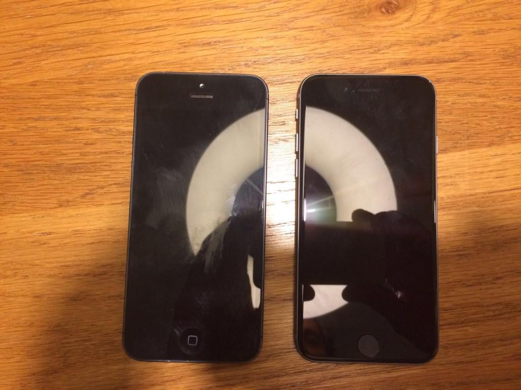 iphone 6c one more thing 1024x768 - iPhone 6C : première véritable photo du futur smartphone de 4 pouces ?