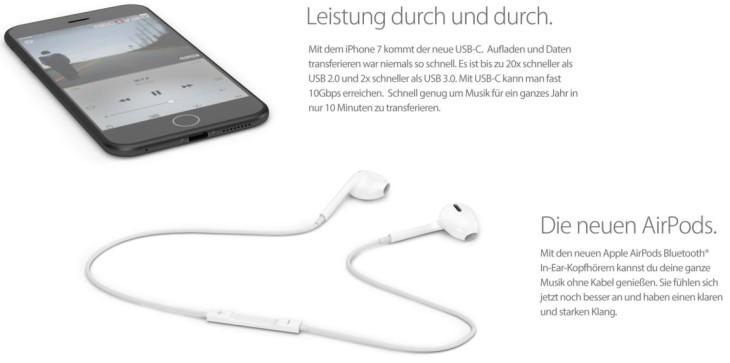 iPhone 7 : Apple travaillerait bien sur des écouteurs sans fil AirPods