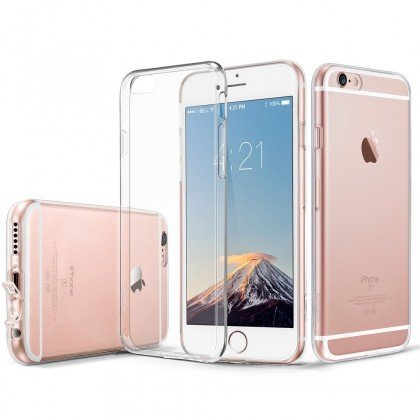 mobilyos coque iphone 6 transparente souple ultra clear - Mobilyos : une boutique de coques & accessoires iPhone 6/6S exclusifs