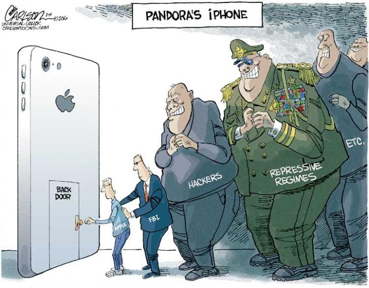 Apple vs FBI : résumé de l'affaire & explications du refus