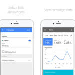 Google Adwords disponible sur iPhone, iPad, iPod Touch