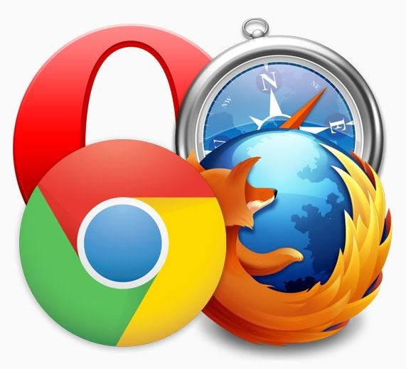 Safari-Firefox-Chrome-Opera