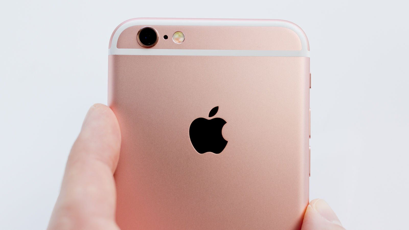 iPhone 6S or rose - iPhone 6 & 6S : Apple face à une association de consommateurs en Chine