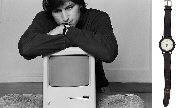 objets-ayant-appartenus-a-steve-jobs-montre
