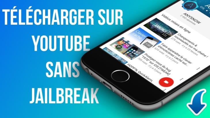 Télécharger des vidéos Youtube sur iPhone sans Jailbreak (Tutoriel)
