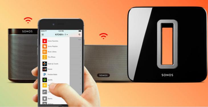 """Apple Music & Sonos : une publicité pour """"vaincre le silence"""""""