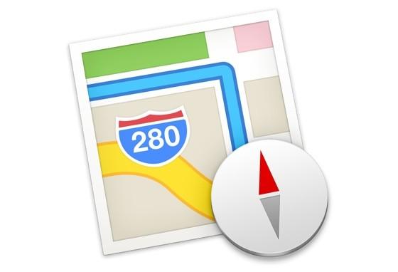 Apple Plans Logo - Apple ajoute des villes françaises en 3D à Plans (Flyover)