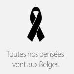 Attentats de Bruxelles : Apple solidaire avec la Belgique