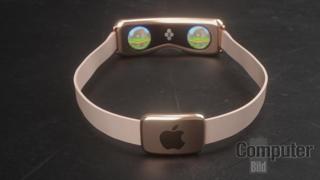 Concept Casque realite virtuelle apple 4 - Concept : un casque de réalité virtuelle Apple