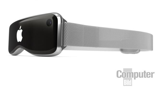 Concept Casque realite virtuelle apple - Concept : un casque de réalité virtuelle Apple