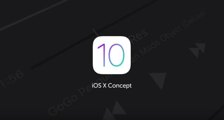 iOS 10 : un concept iPhone qui réinvente le Centre de contrôle