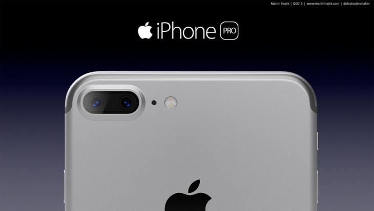 L'iPhone 7 Pro aurait été récemment abandonné par Apple