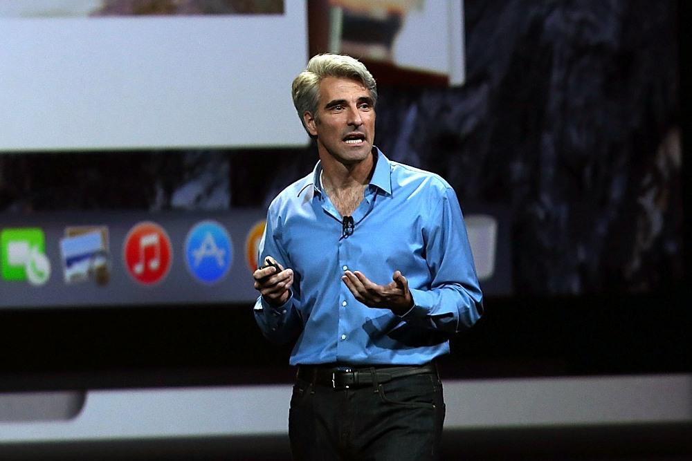 Craig Federighi - Apple : Craig Federighi estime dangereuse la demande du FBI