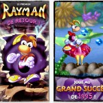 Rayman Classic disponible sur iPhone, iPad & iPod Touch