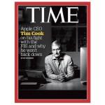 Apple : Tim Cook déterminé à combattre le FBI