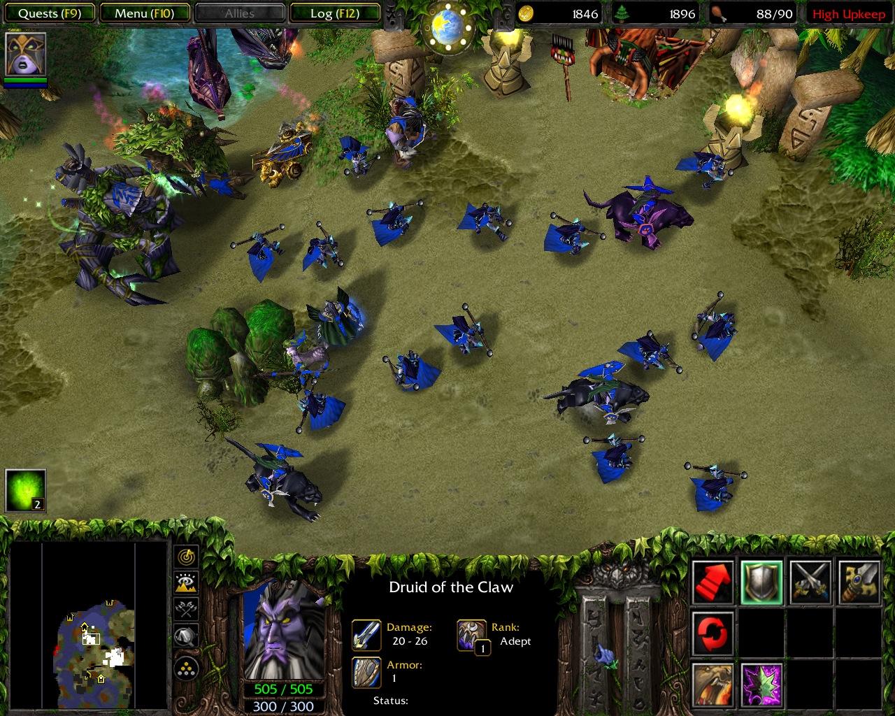 Warcraft 3 - Mac OS X : Warcraft III enfin compatible avec les processeurs Intel