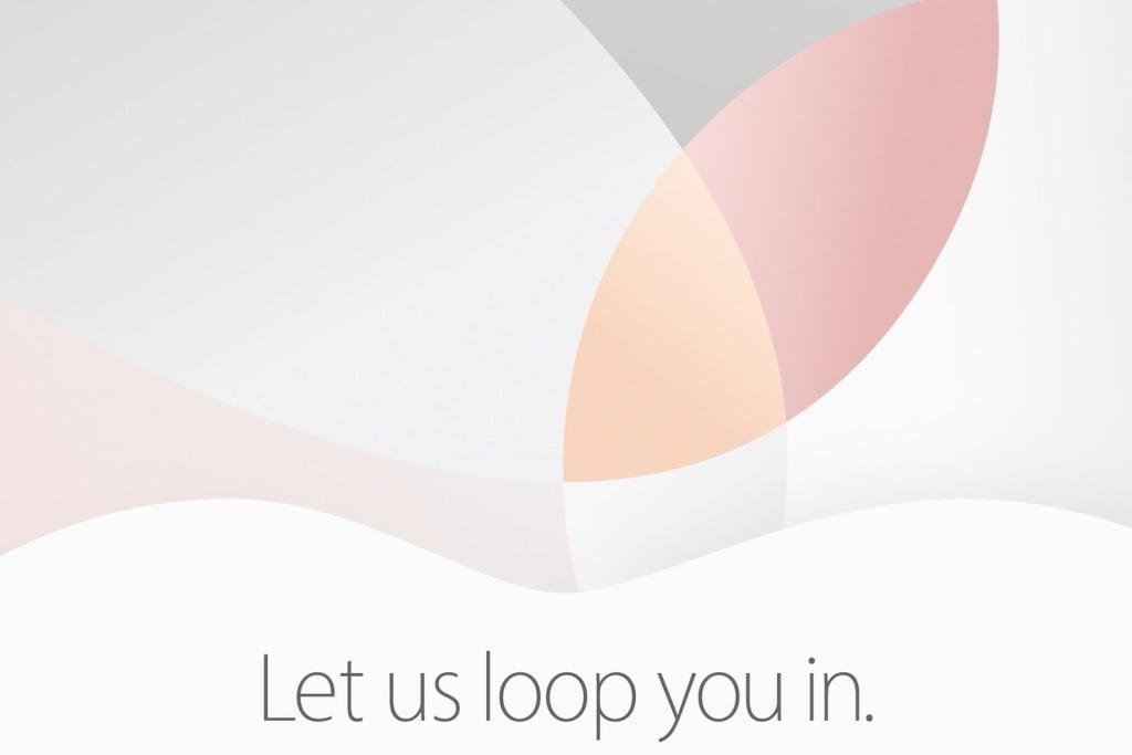 apple keynote 21 mars 2016 1024x683 - Keynote Apple (iPhone SE & iPad Pro 9,7 pouces) officialisée le 21 mars