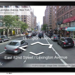 Apple pourrait s'inspirer de Google Street View sur Plans