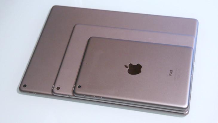 iPad Pro de 9,7 pouces : une caméra de 12MP et la vidéo 4K ?