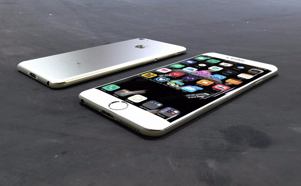 iPhone 7 Plus Concept incurve 3 - iPhone 7 Plus : un sublime concept avec écran incurvé