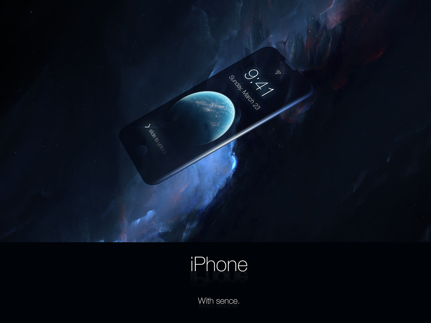 iPhone 7 concept Herman Haidin 001 - iPhone 7 : un concept futuriste en attendant sa sortie