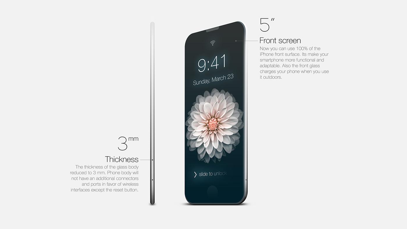 iPhone 7 concept Herman Haidin 003 - iPhone 7 : un concept futuriste en attendant sa sortie