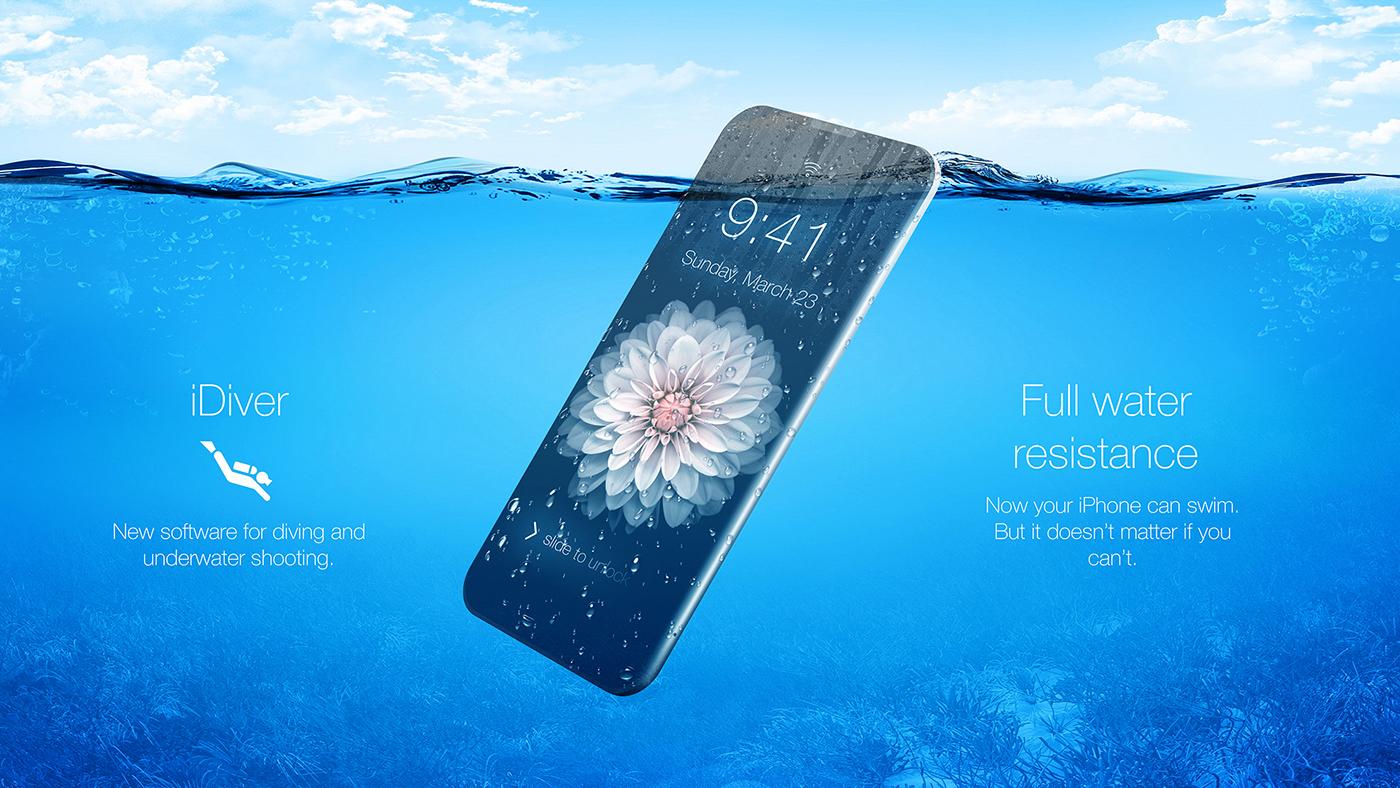 iPhone 7 concept Herman Haidin 009 - iPhone 7 : un concept futuriste en attendant sa sortie