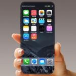iPhone 7 : un concept sous iOS 10 avec le Touch ID sur l'écran