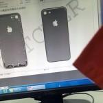 iPhone 7 : une photo du boîtier dévoile en partie son design