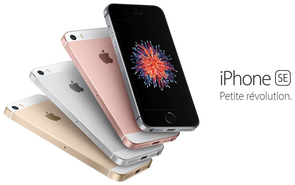 iPhone SE Apple - iPhone SE : prix chez Orange, SFR, Free Mobile & Bouygues Telecom