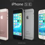iPhone SE : caractéristiques et prix attendus