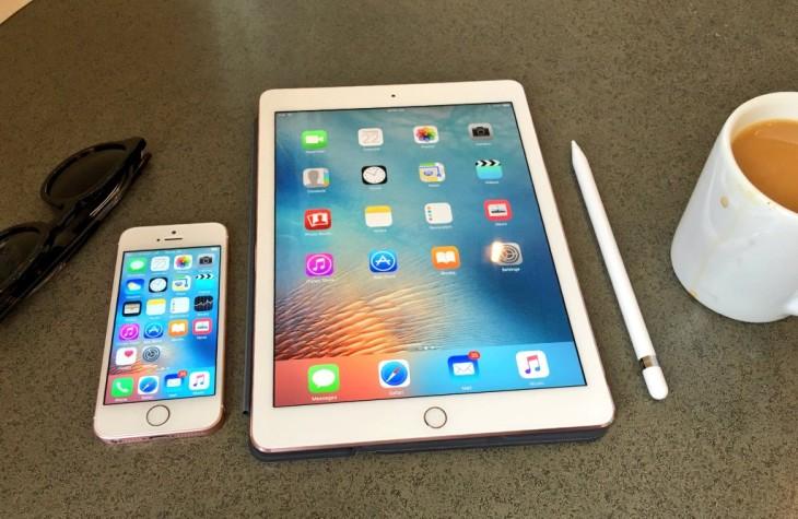iPhone SE & iPad Pro 9,7 pouces : déballages vidéo (unboxing)